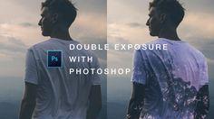 #doubleexposure #madewithunsplash #unsplash #photoshop #youtube #edit #tutorial