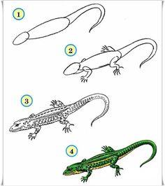 MENTŐÖTLET kreáció újrahasznosítás Zoo animals Animal drawings Drawings