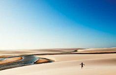 Places: MA - Parque Nacional dos Lençóis Maranhenses, no Estado do Maranhão by Valdemir Cunha - More pics of beautiful places in Brazil http://planetasustentavel.abril.com.br/album/brasil-invisivel-diversidade-social-populacao-fotos-valdemir-cunha-707847.shtml#