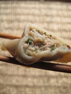 Pork and cilantro dumplings. Going to try these tomorrow for some food and relaxation therapy.