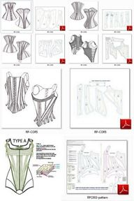free-corset-patterns
