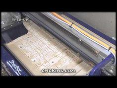 CNC Machine Walkthrough: 3D Printer vs Laser vs Table Router www.mpdacrylics.com