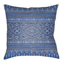 Davison Indoor/Outdoor Throw Pillow