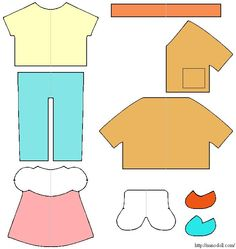 Doll clothes options