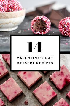 Regardless of your feelings about Valentine's Day, you have to admit it's a great excuse to satisfy your sweet tooth. This year, try baking one of these 14 recipes—with love, of course.