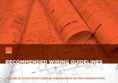 20 best smart home images home automation system, smart homewhether you\u0027re planning a new build or renovation project these free smart home wiring guidelines may come in handy