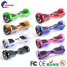 125.10$ Buy now - http://alijjj.worldwells.pw/go.php?t=32612300072 - New Arrival 6.5 inch 2 Wheel Smart Balance Scooter Hoverboard Electric Scooter self Balancing Skateboard Led with remote control 125.10$