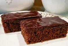 Úžasný šťavnatý čokoládový koláč Chocolate Cake, Sprinkles, Cocoa, Easy Meals, Eggs, Sugar, Simple Recipes, 1 Cup, Google