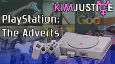 The 5 Sony PlayStation Ads that Changed Gaming (Double Life/SAPS/Mental Wealth etc) - Kim Justice
