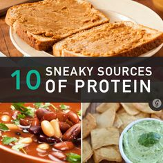 The thought of chowing down on protein might conjur images of grunting muscleheads and buckets of chalky powder, but there's so much more to know about this vital macronutrient.