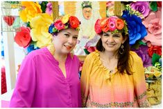Frida Kahlo Inspired Mexican Theme Party | Smart Party Planning