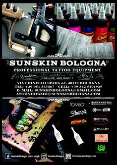 Materiale per Tatuatori Bologna, Sunskin Tattoo Equipment, Tattoo Equipment  #sunskin #sunskintattoo #tattoo #tattooequipment #tattoosupplies #tattoosupply #materialepertatuatori #sunskinbologna #sunskintattooequipment