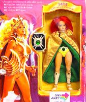 Golden Girl and The Guardians of the Gemstone :: Dolls | Ghost of the Doll