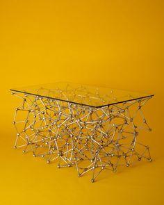 Casamidy's Molecular Console Table