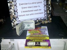 16 days away til the ProFitness Annual Body Composition Challenge begins, along with your chance to win $4000 CASH!!! Enjoy your chocolate now.