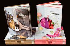 """Cooking attitude"" allie graphisme et gourmandise"