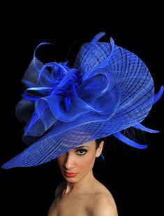 Fancy Hats, Cool Hats, Derby Outfits, Ascot Outfits, Derby Attire, Ascot Hats, Crazy Hats, Kentucky Derby Hats, Fascinators