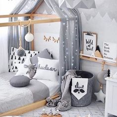 Have you seen this room yet?! So happy to have our Star Garland as part of this gorgeous room by @hudson_and_harlow ! . Our garlands aren't currently listed on the website as I have been busily redesigning them, however drop me an email to littlebambinobear@icloud.com if you are interested in the meantime. . . . . #girlsbedroomdecor #kidsbedroomdecor #kidsbedroom #girlsroominspo #interior4all #interiordesign #interiorinspo #interior123 #kidsstyle #decorforkids #childrenspillows…