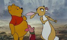 Pooh, Piglet and Rabbit