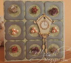 ZCDL: ...samé štvorce, kvety a perly ...