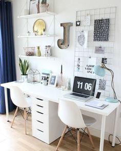 Home Office Decor Inspiration Ideas Nurwaheeda Binti Ruddin Katil Ikea