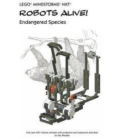 Image detail for -LEGO MINDSTORMS NXT Robots Alive!: Endangered Species