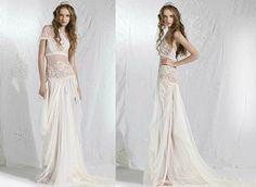 Bohemian Wedding Dress Somethin Special