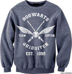 Harry Potter sweatshirt!