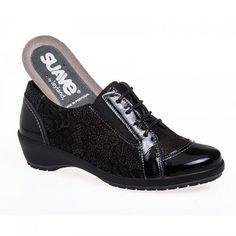 420ebc57 Zapato casual para señora de la marca Suave y plantilla extraible