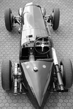 Delage Special race car.