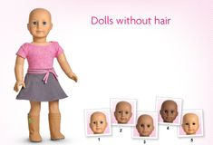 Many little girls will appreciate this American Girl doll.
