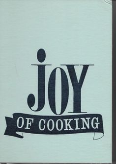 Joy of cooking 1967 Hard Cover Bombauer Becker Classic Cooking