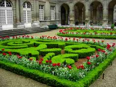 """""""Carnavalet Museum, Court of Flags"""" ~ """"The Carnavalet Museum in Paris is dedicated to the history of the city. The museum occupies two neighboring mansions: the Hôtel Carnavalet and the former Hôtel Le Peletier de Saint Fargeau."""" - Wikipedia"""