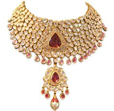 Bridal Kundan Jewellery Design