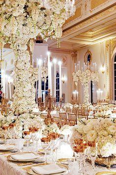 Donald Trump's wedding - dream