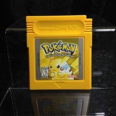 Pokemon Yellow for Nintendo Game Boy- GAME ONLY NO CASE