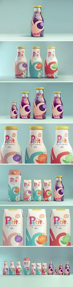 Petit – Natural Juice by isabela rodrigues