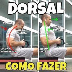 """837 curtidas, 14 comentários - Marcelo Carvalho (@marceloscience) no Instagram: """"Este é um exercício muito utilizado que tem excelente ativação de dorsais, bíceps e posteriores dos…"""""""