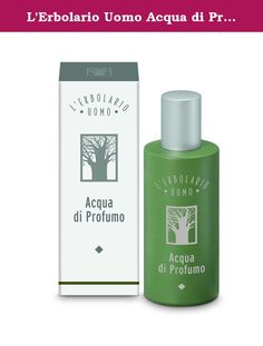 L'Erbolario Uomo Acqua di Profumo - Perfume for Men 50 ml / 1.7 Fl. Oz. Toning and refreshing, the fragrance of L'Erbolario Uomo starts with citrusy and invigorating accords (Key Lime, Green Mandarin, Bergamot), it glides into marine and dry hints (Water Fruits, Baobab, Galbanum), and concludes with a distinctive and woody base note (Cedar Wood, Copahu Balm). Aquatic, citrus and woody notes. Olfactive family: Citrus Head notes Citrus-Fruity: Lemon, Green mandarin, Key lime, Bergamot…