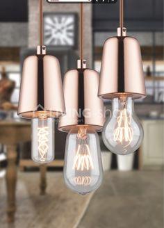 Pendel hanglamp in 3 kleuren www.LIVING-shop.be