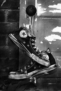 Vintage Converse ★ | Very cool photo blog