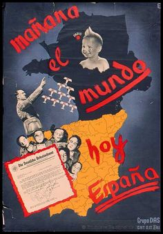 1936-1939 : Posters from the Spanish Civil War