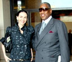 """L'Wren Scott """"Loved the Family Side of Her Life"""" With Mick Jagger, Pal Andre Leon Talley Says"""