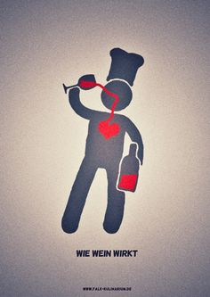 Wie Wein wirkt – How wine works