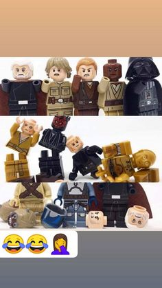 Star Wars Film, Star Wars Poster, Images Star Wars, Star Wars Pictures, Star Wars Jokes, Star Wars Facts, Lego Pictures, Funny Pictures, Lego Star Wars
