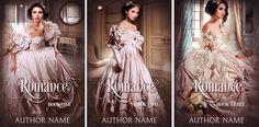 Instant Ebook Cover Art: Code PDC101 $250/trio #historical #romance #bookcover #bookcoverart Book Cover Art, Book Cover Design, Book Design, Ebook Cover, Historical Romance, Unique, Dresses, Fashion, Vestidos