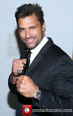 Manu Bennett..Crixus  Miss the Spartacus series, but at least I can see him on Arrow!
