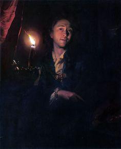 Self-portrait of Godfried Schalcken - Godfried Schalcken - Wikimedia Commons