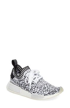 adidas adidas NMD R1 Primeknit Running Shoe (Women) available at #Nordstrom