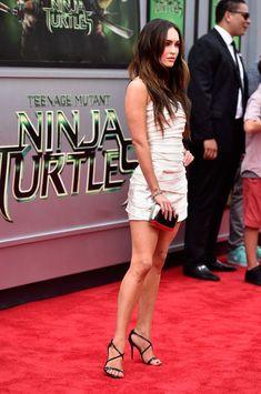 Megan Fox Photos: 'Teenage Mutant Ninja Turtles' Premieres in Westwood — Part 3